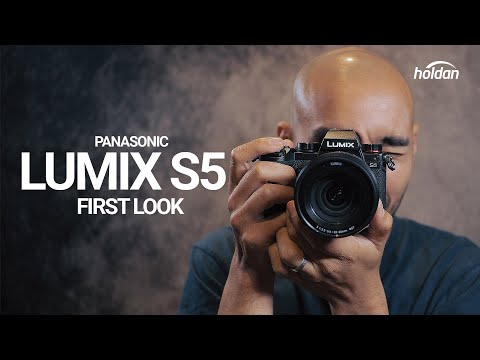 LUMIX S5 First Look | Panasonic's Smallest Full-Frame Mirrorless Camera | 4K Test Footage and Overview