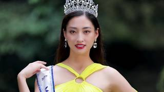 Luong Thuy Linh Miss World Vietnam 2019 Introduction Video