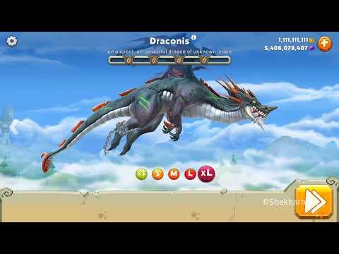 Hungry Dragon All Dragons UNLOCKED