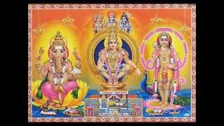 Ayyappa Sharanam....M.G Sreekumar Ayyappa Devotional Song
