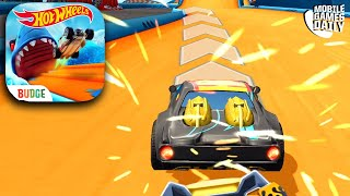 HOT WHEELS UNLIMITED - All My Custom Tracks Gameplay (iOS, Android)