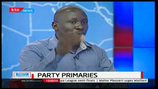 Weekend at one full bulletin part three: Party Primaries - 22nd April,2017