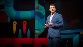 Stumbling towards intimacy: An improvised TED Talk | Anthony Veneziale
