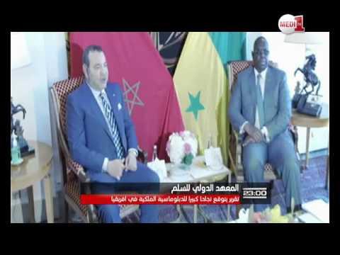 تقرير أمريكي يتوقع نجاح الدبلوماسية الملكية في افريقيا