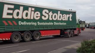 Eddie Stobart Appleton Thorn Depot - 3rd December 2016
