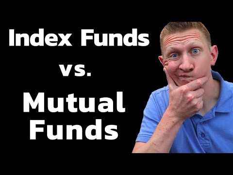 Index Funds vs. Mutual Funds Which is Better | Where to Put Your Money [2020]