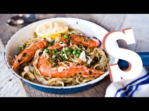Seafood Tagliatelle #eyeCandySorted