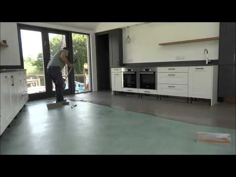Microtopping Polished Concrete Averton Gifford Devon | Steve Peck
