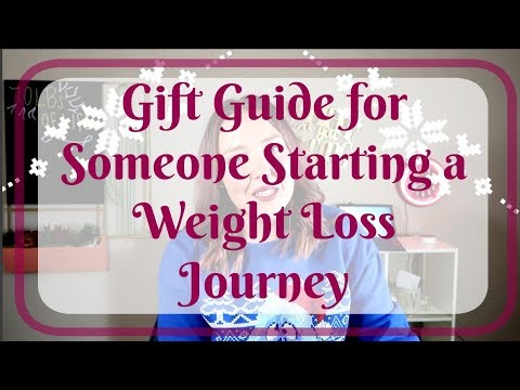 Fitness Gift Guide for Someone Starting a Weight Loss Journey