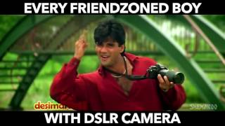 Every Guy With DSLR