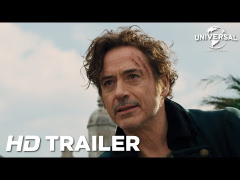 Dolittle – Trailer Oficial (Universal Pictures) HD
