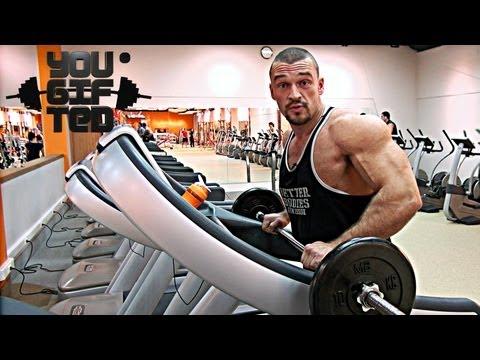 Убрать жир с рук упражнениями