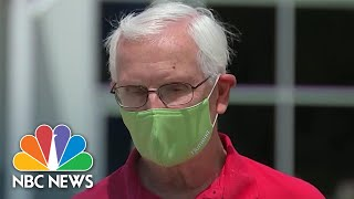 Senior Florida Voters Discuss Their Choices In The 2020 Presidential Election   NBC News NOW