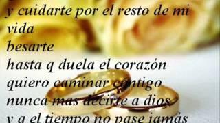 Luis Fonsi el anillo y la flor (letra)