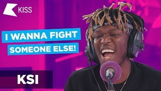 KSI throws punches at Love Island's Tommy Fury's Call Out 🥊