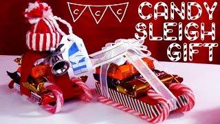 [Christmas Crafts] Homemade Christmas Chocolate Gift