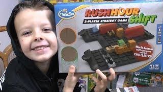 Rushhour Shift (Thinkfun) - die Rush Hour Version für 2 Spieler! (ab 8 Jahre)