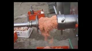 Производство куриного фарша ММО