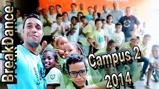 CENTRO SOCIAL SÃO JOSÉ DE CALASANZ - CAMPUS 2 - BREAKDANCE / SERRA - ES