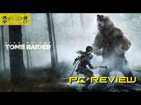 Rise of the Tomb Raider PC Review - YouTube video thumbnail
