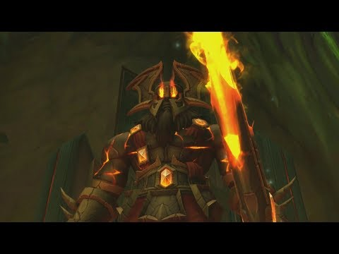 The Story of Shadows of Argus, Patch 7.3 - Part 4