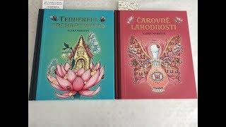 Mes nouveaux livres de coloriages pour adultes...KLARA MARKOVA