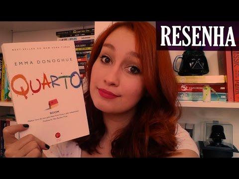 Quarto - Emma Donoghue | Resenhando Sonhos
