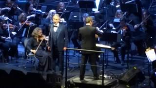 Andrea Bocelli - Adeste Fideles - Cleveland - 12/1/17