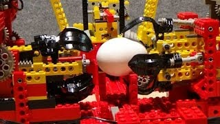 preview picture of video 'LEGO : Eier Pellmaschine Unfälle / outtakes   ---  üfchen'