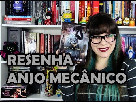 Anjo Mecânico - Cassandra Clare [RESENHA]