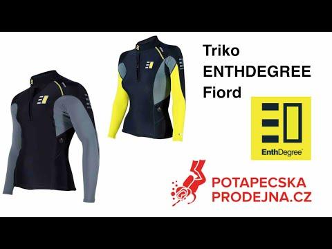 Triko ENTHDEGREE Fiord | Recenze | POTAPECSKAPRODEJNA. CZ