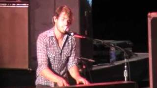Jon McLaughlin Concert (5/11) - You Are The One I Love (LIVE)