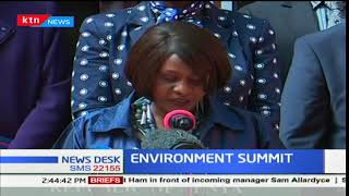 Kenya prepares to host a World Environmental Summit set for 4th December 2017