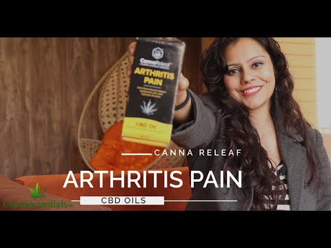 Canna Relief- Is it good for Arthritis problem?