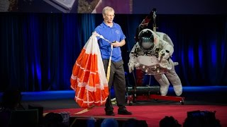 I leapt from the stratosphere. Here's how I did it | Alan Eustace