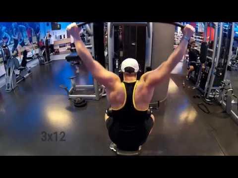 Ćwiczenia w celu zwiększenia mięśni człowieka