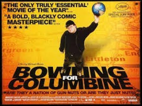 Bowling For Columbine (Subtitled in French and English)