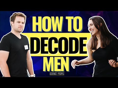 How to Read Male Body Language and Decode the Men in Your Life