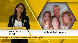 Programajánló / TV Szentendre / 2018.02.01.