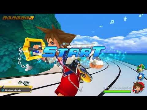 Видео № 0 из игры Kingdom Hearts: Melody of Memory (Б/У) [NSwitch]