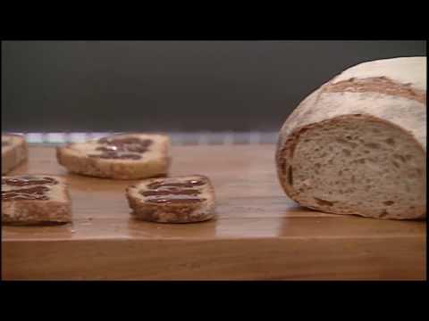 מתכון ללחם מחמצת שיפון