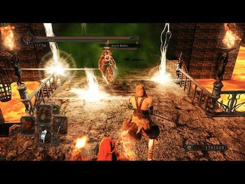 Arcade Blade BOSS IMPOSSIVEL  - Dark souls 2