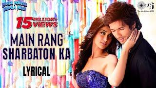 Main Rang Sharbaton- Bollywood Sing Along - Phata Poster