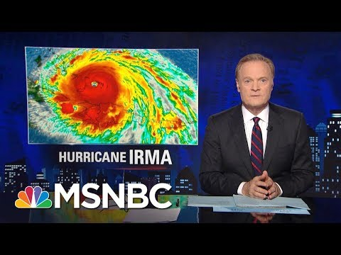 Lawrence: Hurricanes Show Government Is Critical In Times Of Crisis | The Last Word | MSNBC