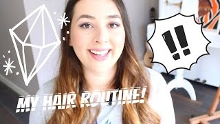 МОЙ УХОД ЗА ВОЛОСАМИ! (Какими средствами я пользуюсь? Как восстановить поврежденные волосы?)