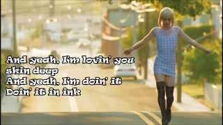 Skin Deep-Chris Crocker Lyrics