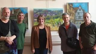 Выставка-салон русских художников в Париже