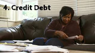 The top 10 reasons people go bankrupt