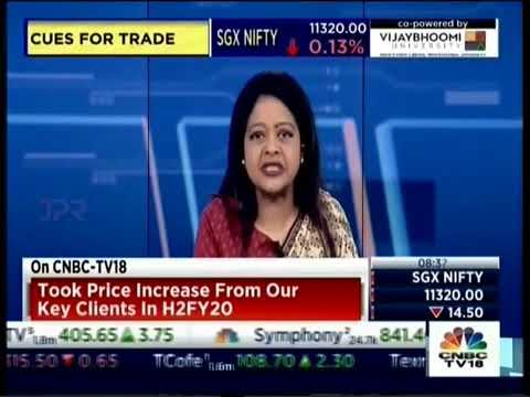Mr Praveer Sinha MD & CEO, Tata Power discusses the strengths of Q1 FY2020-21 results with CNBCTV18