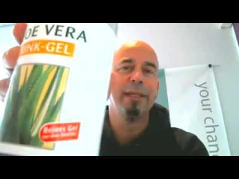 Achtung: absolute Kunden-verarsche, denn Aloe Vera ist nicht = Aloe Vera!
